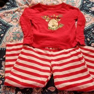 Carter toddler girl pajamas sets
